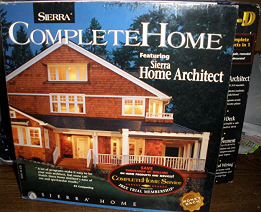 Amazon.com: Complete Home Featuring Sierra Home Architect