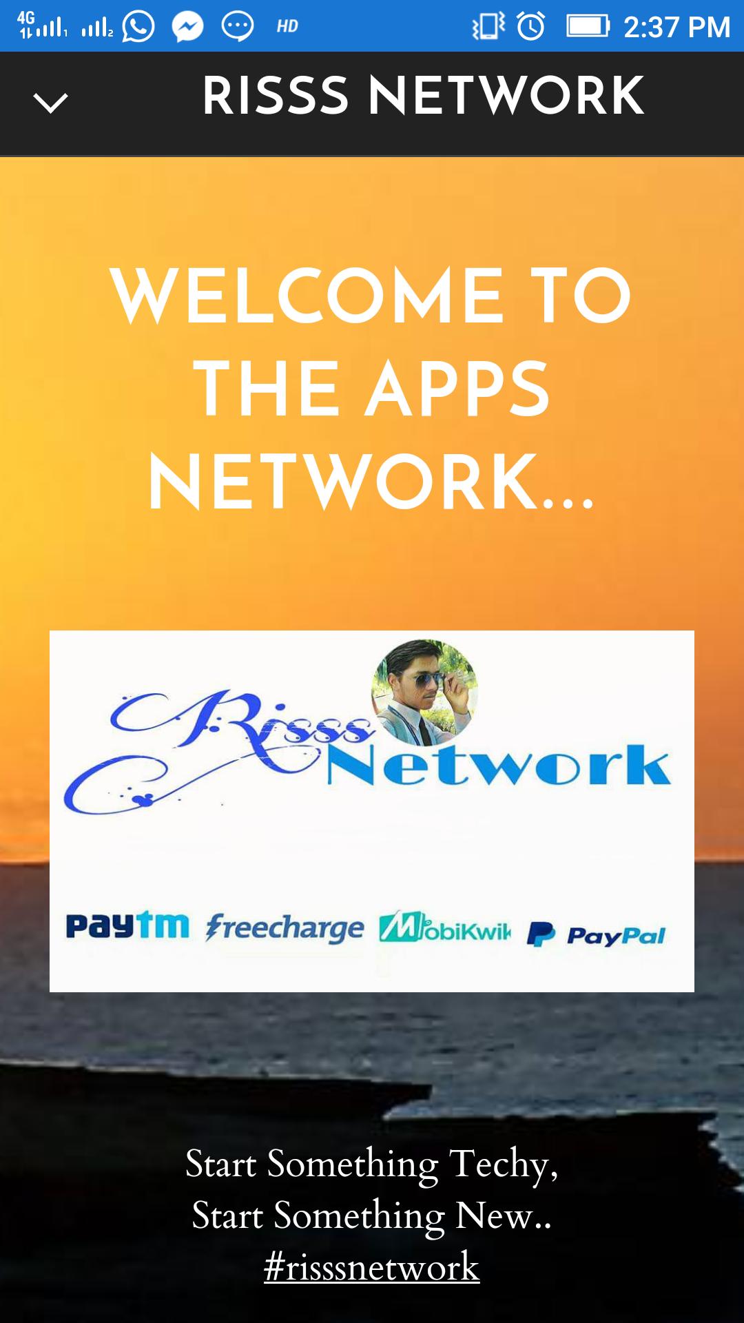 Risss Network Mobile