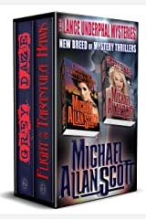 A Collection of Two Lance Underphal Mystery Thrillers (A Psychic Investigator Series of Murder Mystery Thrillers) Kindle Edition