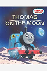 Thomas on the Moon (Thomas & Friends): Read for Me Edition (Little Golden Book) Kindle Edition