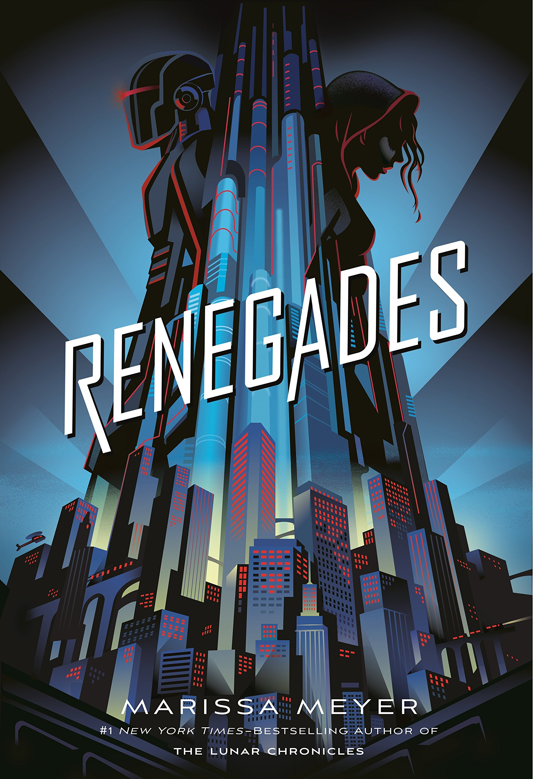 Renegades: Amazon.ca: Meyer, Marissa: Books