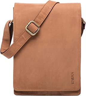 6cb09f588b8 LEABAGS Dover crossbody bag shoulder bag for 10 inch tablet leather bag in  vintage style