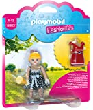 Playmobil 6883 - Jeu - Fashion Girl Tenue Retro