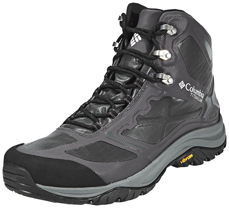 Columbia Terrebonne Outdry Extreme Mid Schuhes Men Weiß schwarz Weiß Men Größe US 10,5   43,5 2018 Schuhe 1c5ec1