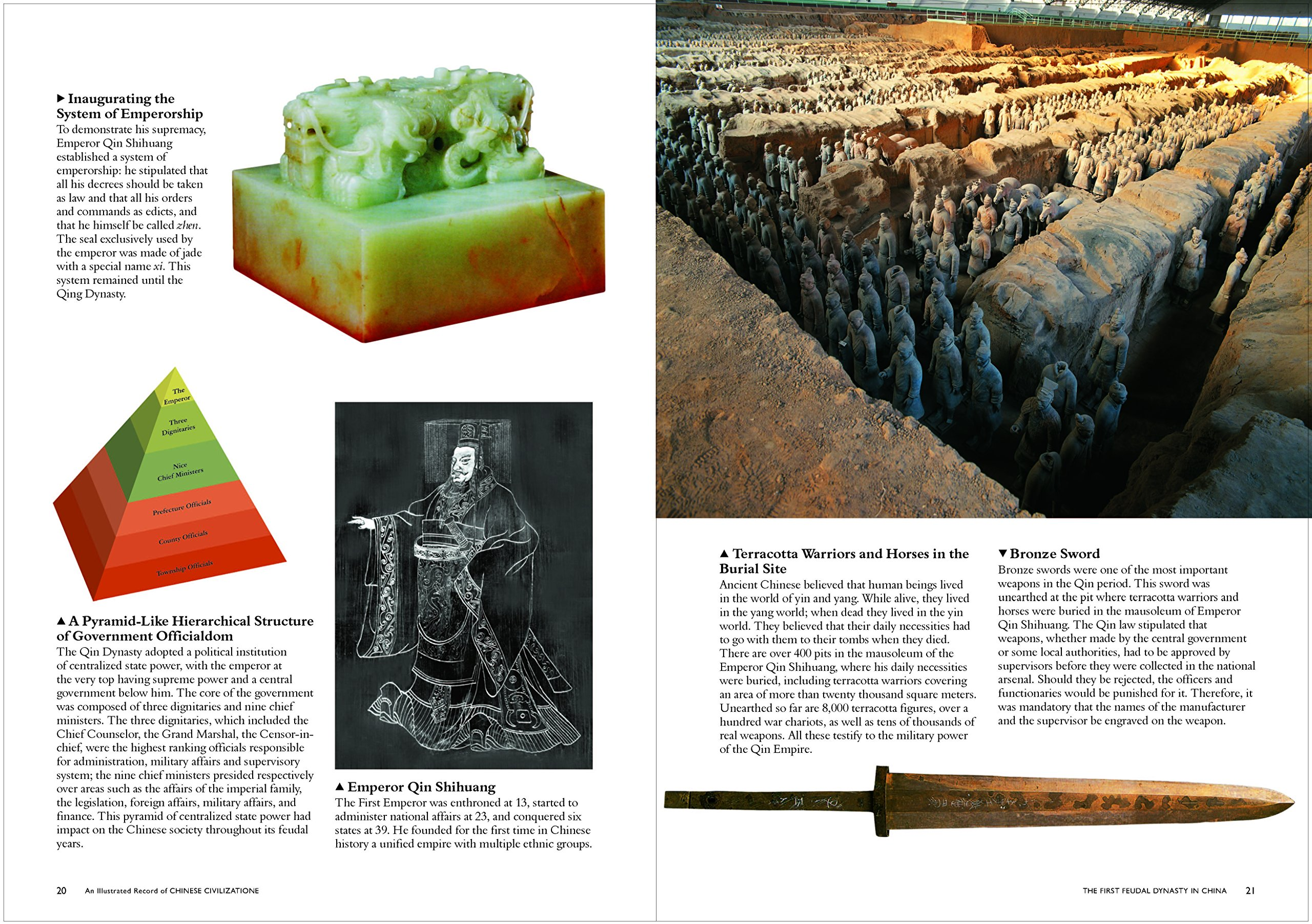 an illustrated brief history of china culture religion art