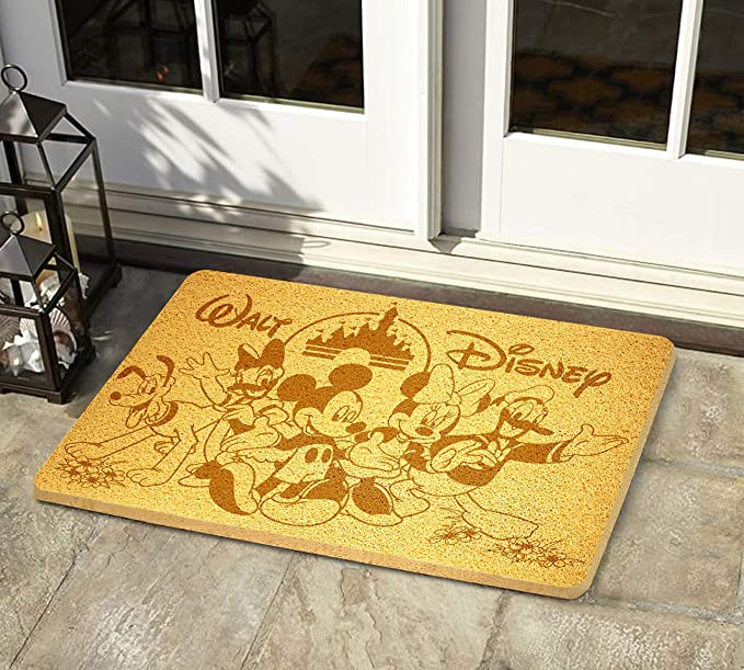 Disney-Künstler vor und nach dem Abnehmen