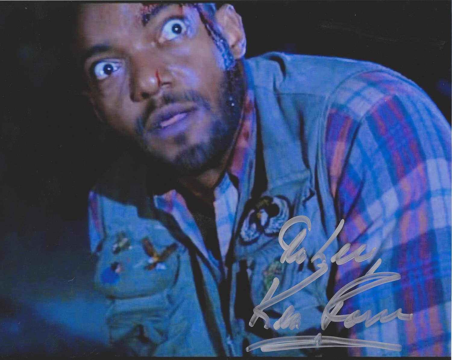 Ken Foree Dawn Of The Dead 3 Original Autographed 8x10 Photo At Amazon S Entertainment Collectibles Store Devils rejects ken foree / sid haig panty moving. dead 3 original autographed 8x10 photo