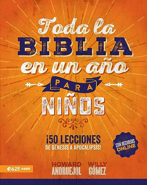 Toda la Biblia en año para Niños (Toda la Biblia en un año) eBook ...