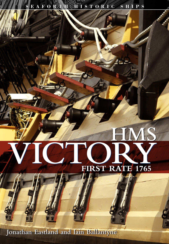 Amazon.fr - HMS Victory - Eastland, Jonathan - Livres