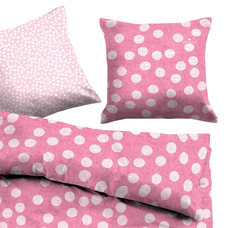 Bettwäsche Tom Tailor 49606 804 Linon Wendebettwäsche Flower Girls