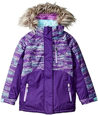 29b6fd33e538 Amazon.com  Free Country Girls  Boarder Jacket  Clothing