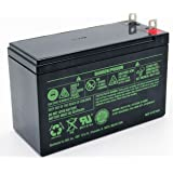 "Replacement Battery for Generac 0G9449 Generator Battery with 1/4"" Nut and Bolt Terminals"