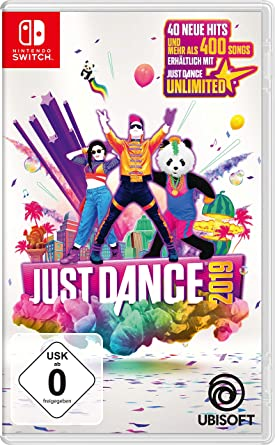Just Dance 2019 Nintendo Switch Amazonde Games