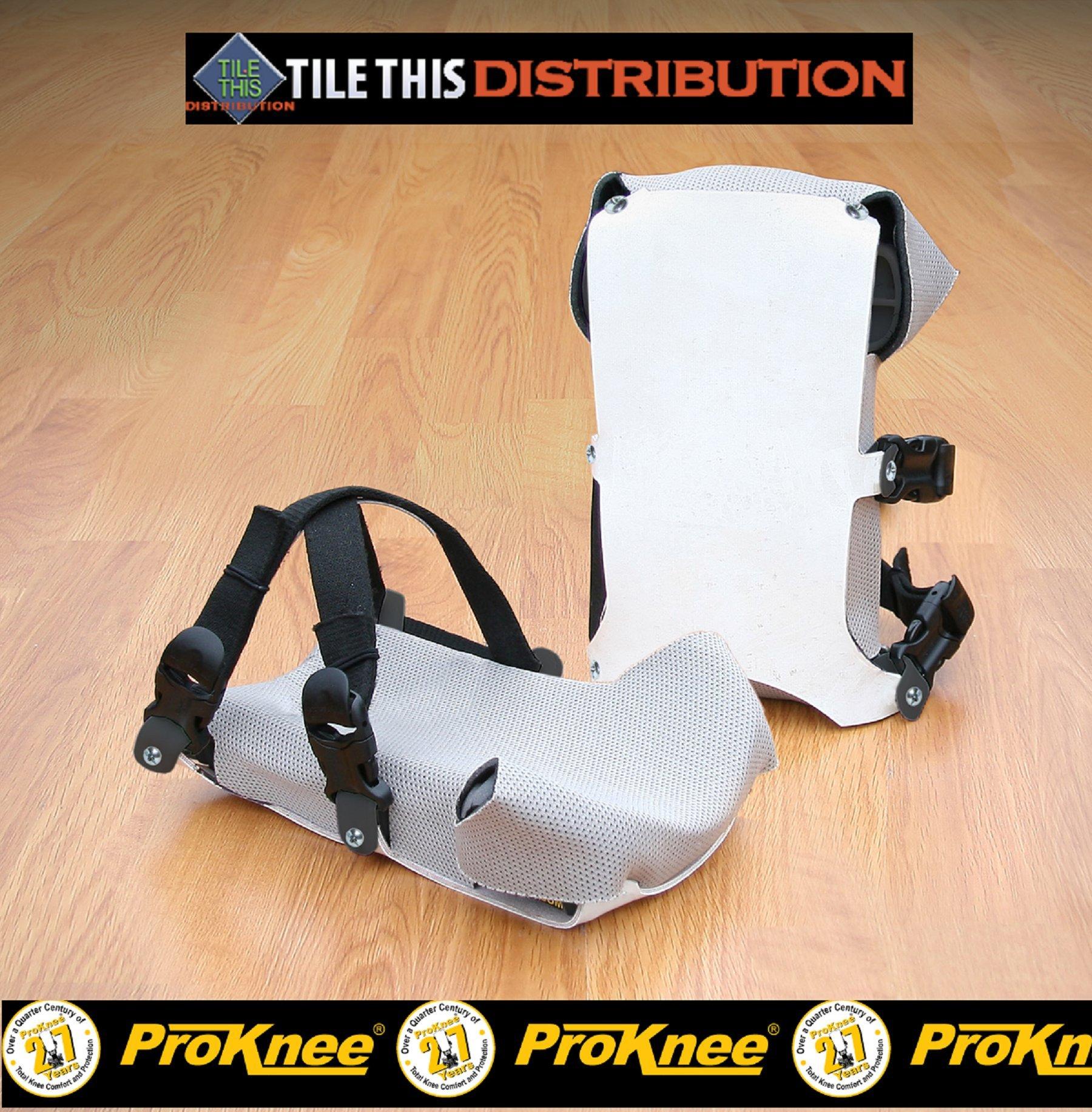 ProKnee AP16 Kneepads 1'' Foam by ProKnee