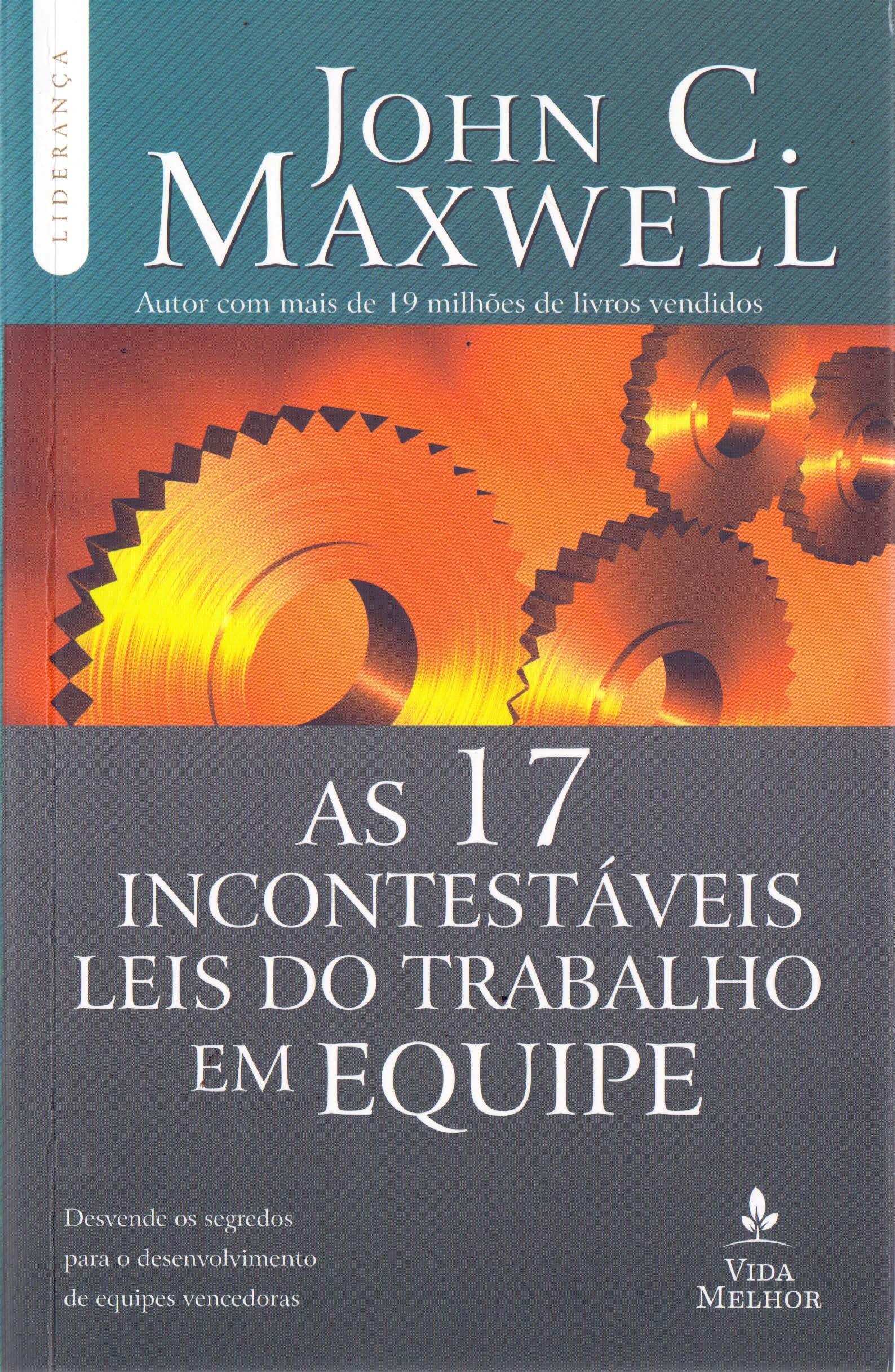 17 Incontestaveis Leis do Trabalho em Equipe, As: Descubra os Segredos Para o Desenvolvimento de Equipes Vencedoras ebook