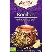 Yogi Tea Rooibos - Paquete de 6 x