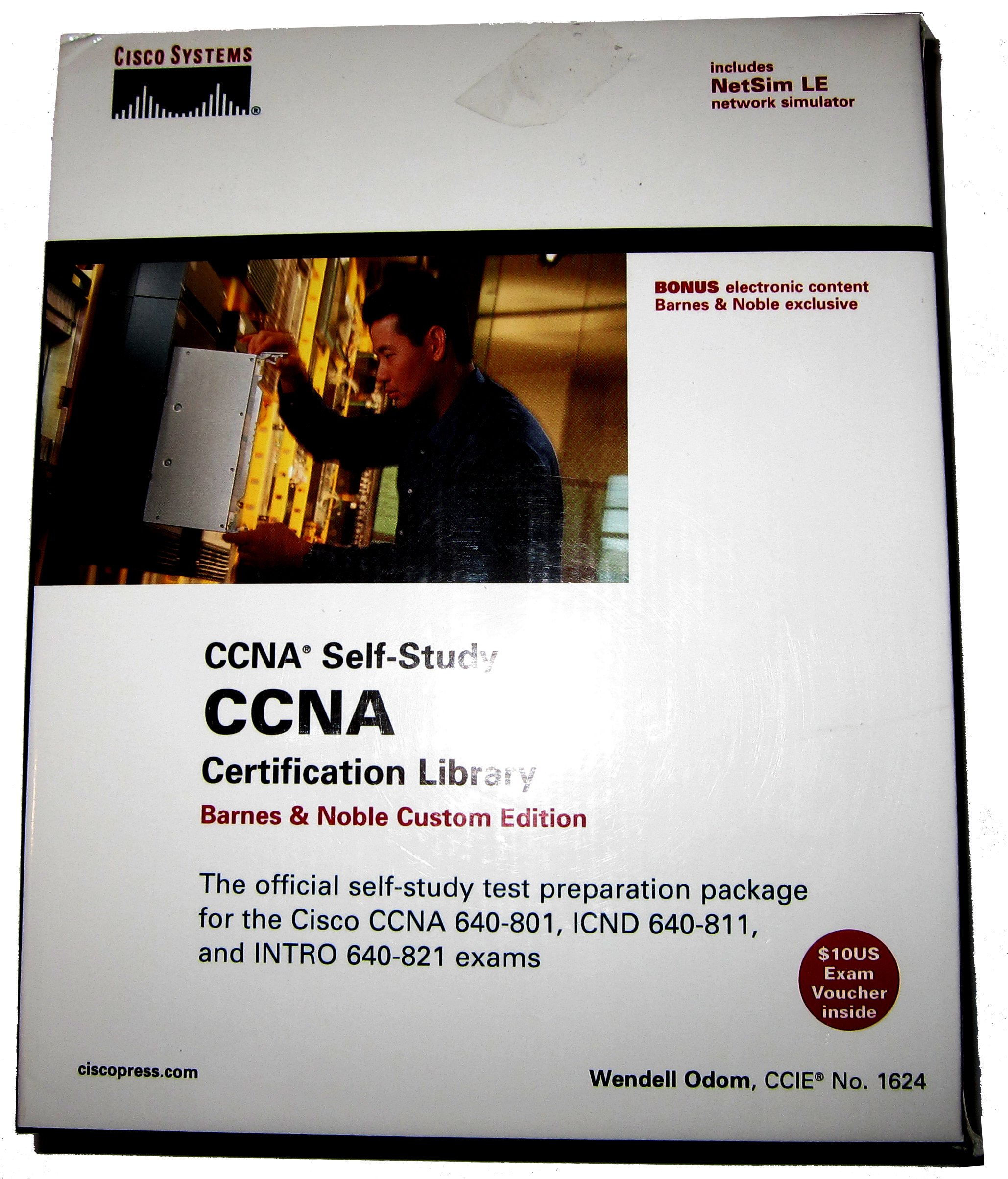 Ccna Certification Library Ccna Self Study The Official Self