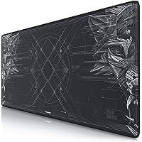 Titanwolf - Oversize Gaming Muismat 900 x 400 mm - Muis Mat XXL - Bureau oderlegger - verbetert de precisie en snelheid…
