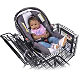Totes Babies Shopping Cart Car Seat Carrier for Baby Newborns Infants Toddlers | Designed for Safety, Comfort…