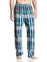 Nautica Men's Woven Multicolor Plaid Pant