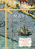 Maps from the British Library (Wrapping Paper Books)