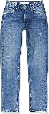 Pepe Jeans Brigade Vaqueros Straight para Mujer: Amazon.es