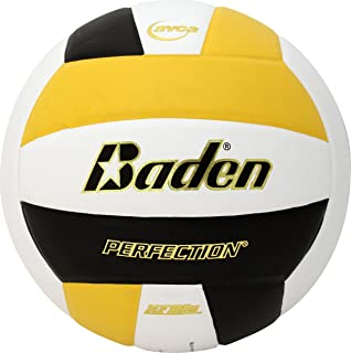 Baden Perfection Elite Cuir Volleyball Blue/White/Gray VX5EC-220