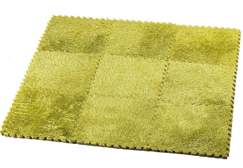 Amazon hemingweigh fuzzy area rug 9 fluffy carpet tiles for amazon hemingweigh fuzzy area rug 9 fluffy carpet tiles for kids ideal for nursery dcor baby room playroom and kids room plush velvet like baanklon Choice Image