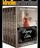 Regency Tales (Regency Romance): 5 Book Boxed Set