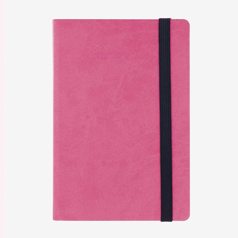 12.5 x 18 cm Rosa Legami MYNOT0037 Taccuino
