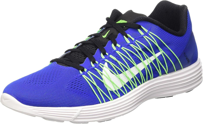 Duplicar azufre Cementerio  Nike Men's Lunaracer+ 3 Gymnastics Shoes, Multi-Coloured | Road Running -  Amazon.com