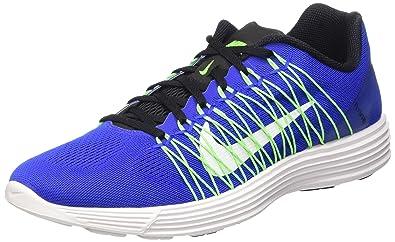 cheap for discount 29e55 fd6eb Nike Men s Lunaracer+ 3 Gymnastics Shoes, Multi-Coloured