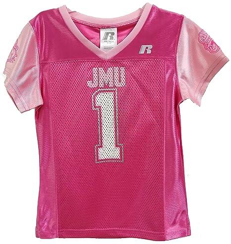 low priced ad81d 8ae59 Amazon.com : RussellApparel James Madison University Girls ...