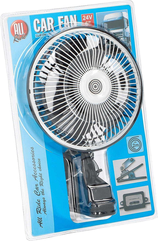 All Ride 871125221139 Ventilator 24 V Mit Klemme Auto