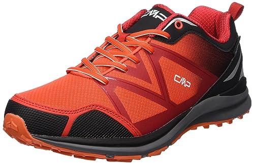 CMP Alya, Scarpe da Fitness Uomo, Arancione (Orange Fluo), 40 EU