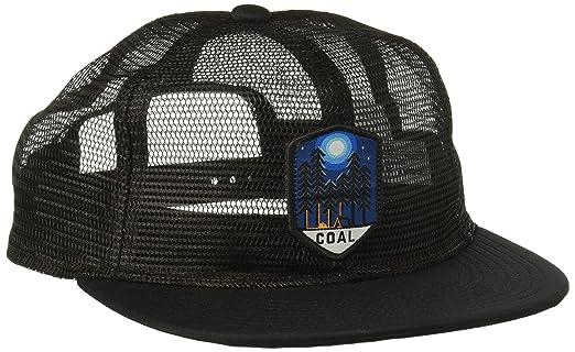 Coal Men s The Orin Full Mesh Trucker Hat Adjustable Snapback Cap ... fff7635aa3d