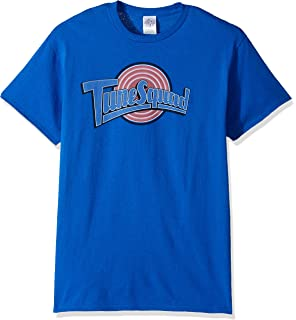 8525e6072575a4 Amazon.com  space jam Men s Tunesquad Group T-Shirt  Clothing