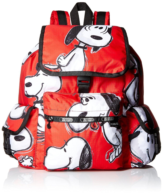 [レスポートサック] リュック(VOYAGER BACKPACK ) VOYAGER BACKPACK、軽量 7839 [並行輸入品] B01GG2F57I Snoopy Toss Red Snoopy Toss Red