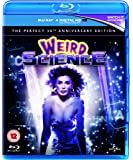 Weird Science - 30th Anniversary Edition [Blu-ray + UV Copy] [1985] [Region Free]