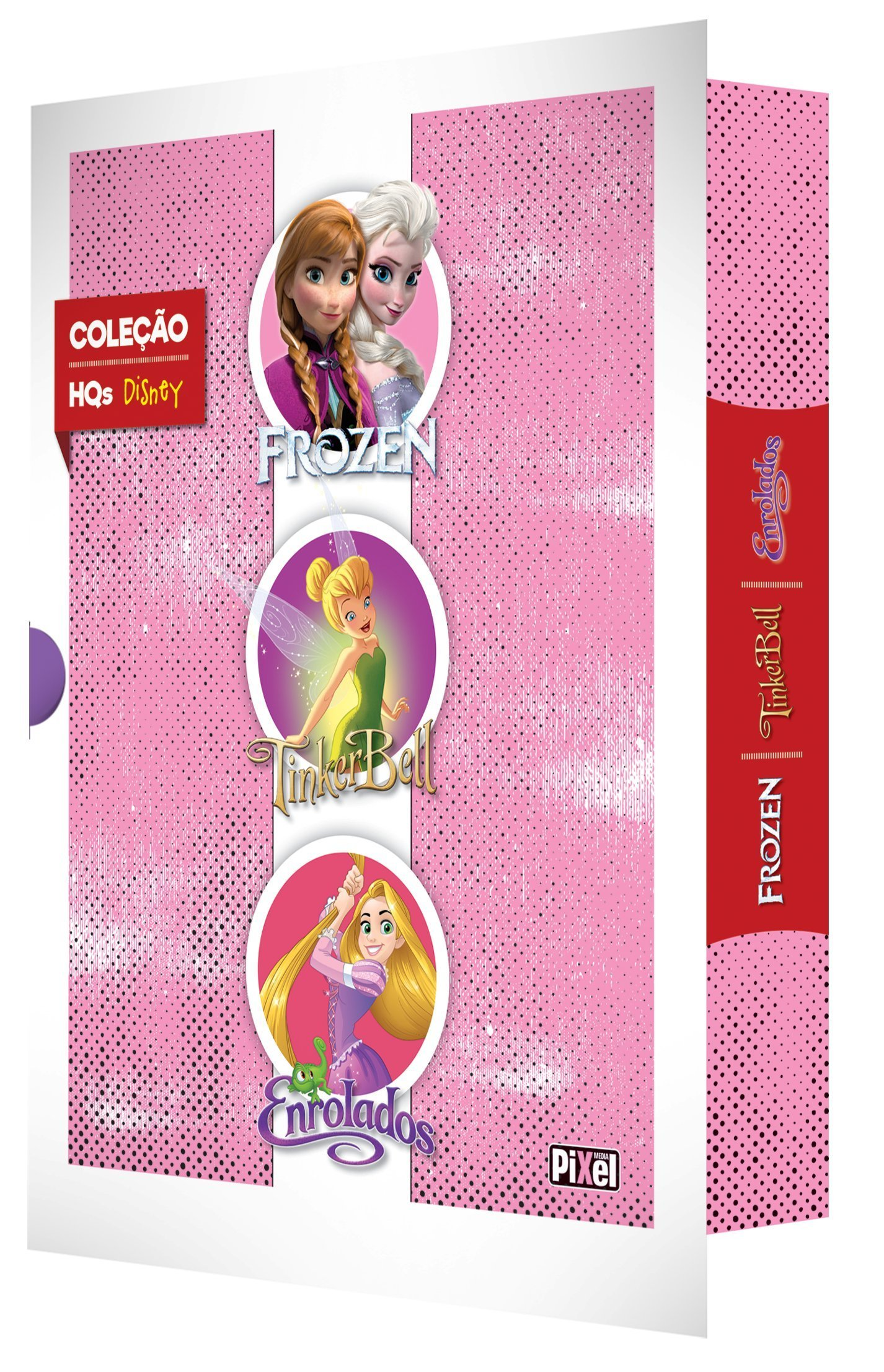 HQS Disney 1 - Caixa - 9788579025693 - Livros na Amazon Brasil bdfcf1a7064