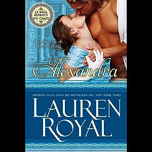 Alexandra (La Saga Regency dei Chase Vol. 1) (Italian Edition)