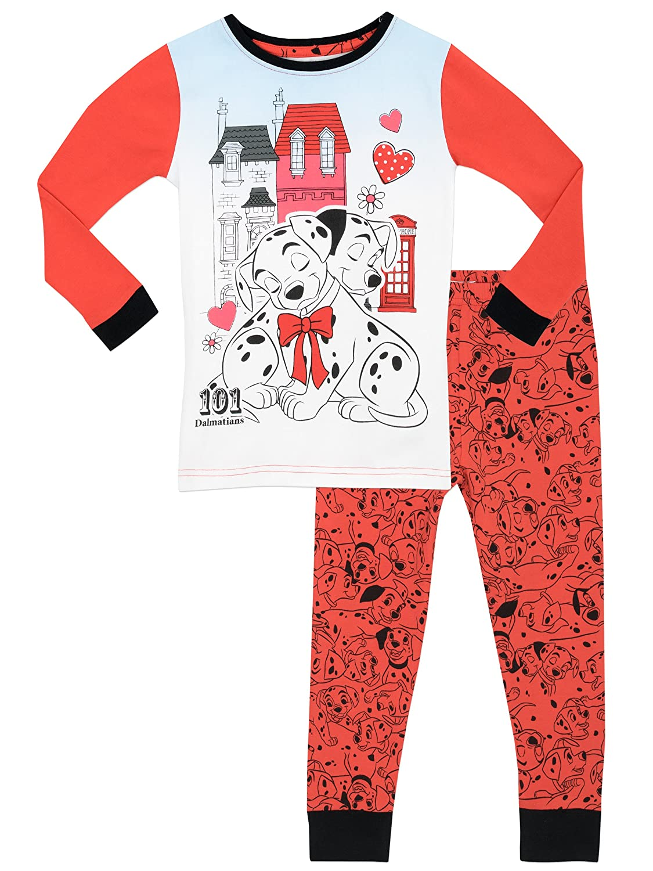 Disney 101 Dalmatians Girls' 101 Dalmatians Pajamas