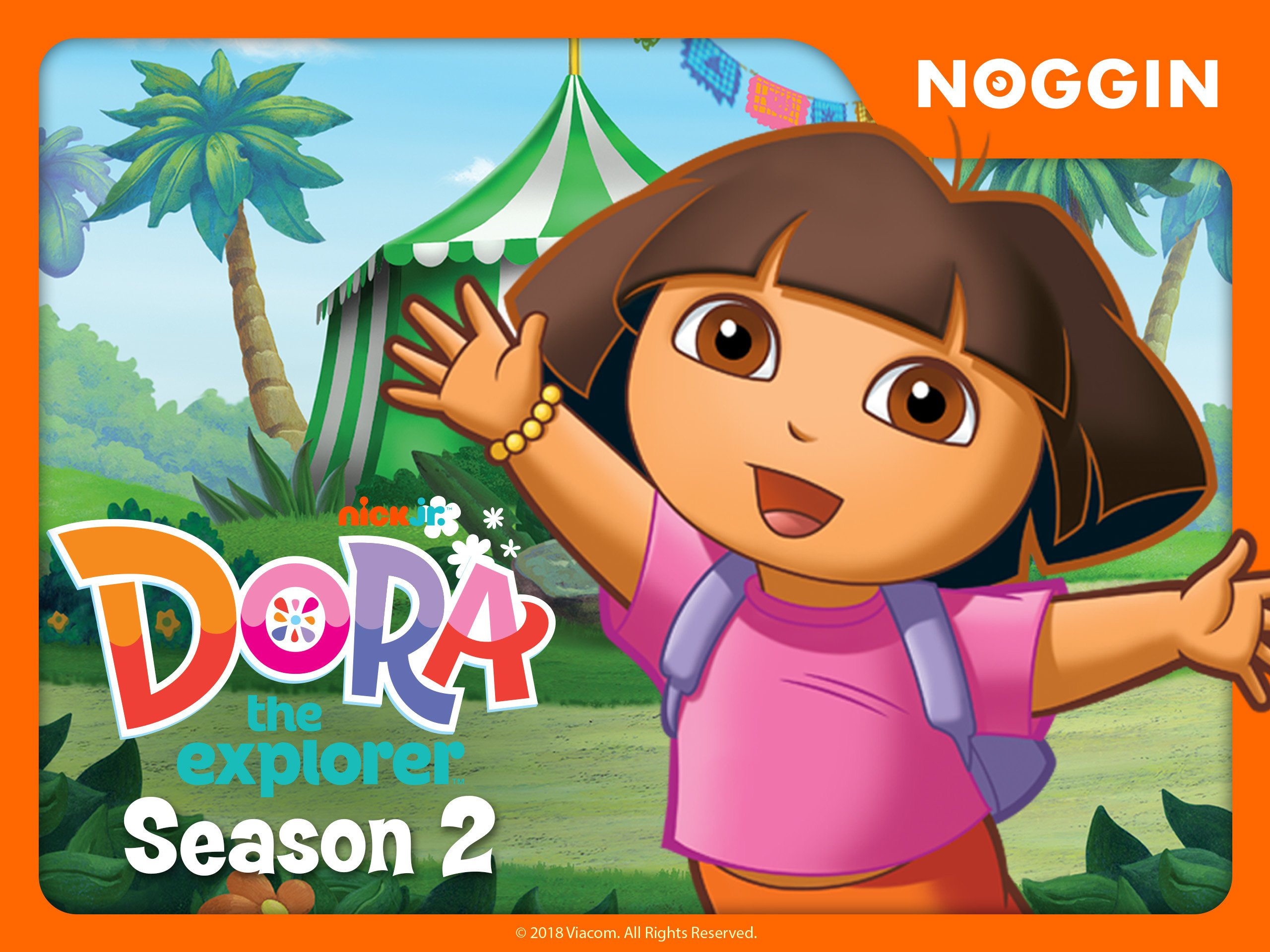 Amazon Com Watch Dora The Explorer Season 2 Prime Video