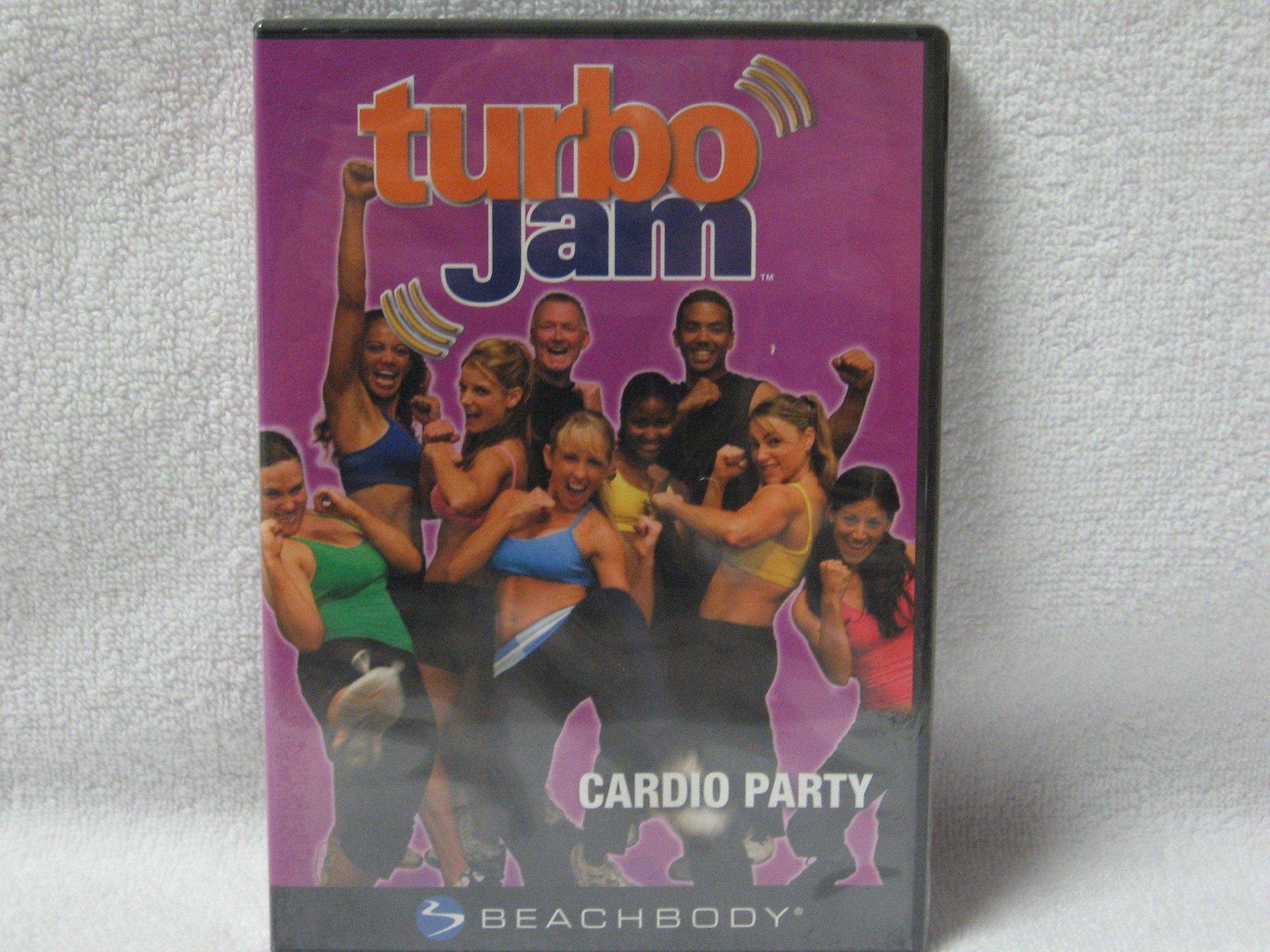 Turbo Jam Cardio Party: Chalene Johnson: 0678026332193: Amazon.com: Books