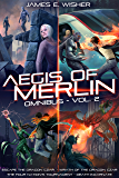 The Aegis of Merlin Omnibus Vol 2: Books 5-8 (The Aegis of Merlin Collections)
