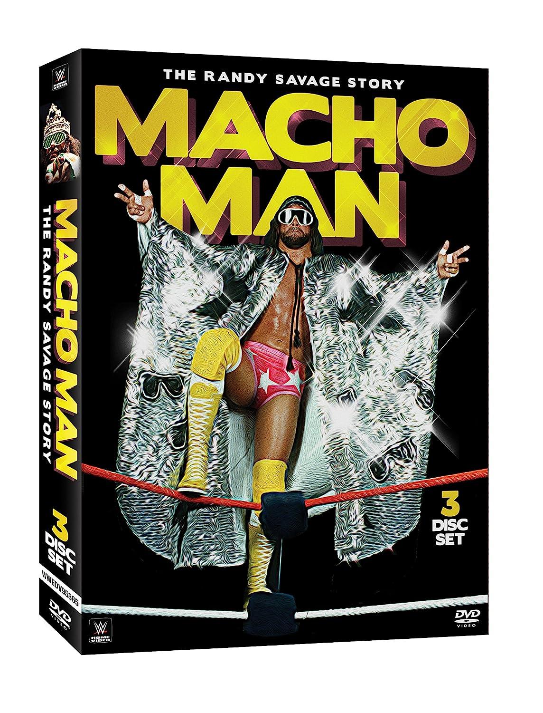 Macho Man: The Randy Savage Story Macho Man Randy Savage Hulk Hogan Lex Luger Diamond Dallas Page