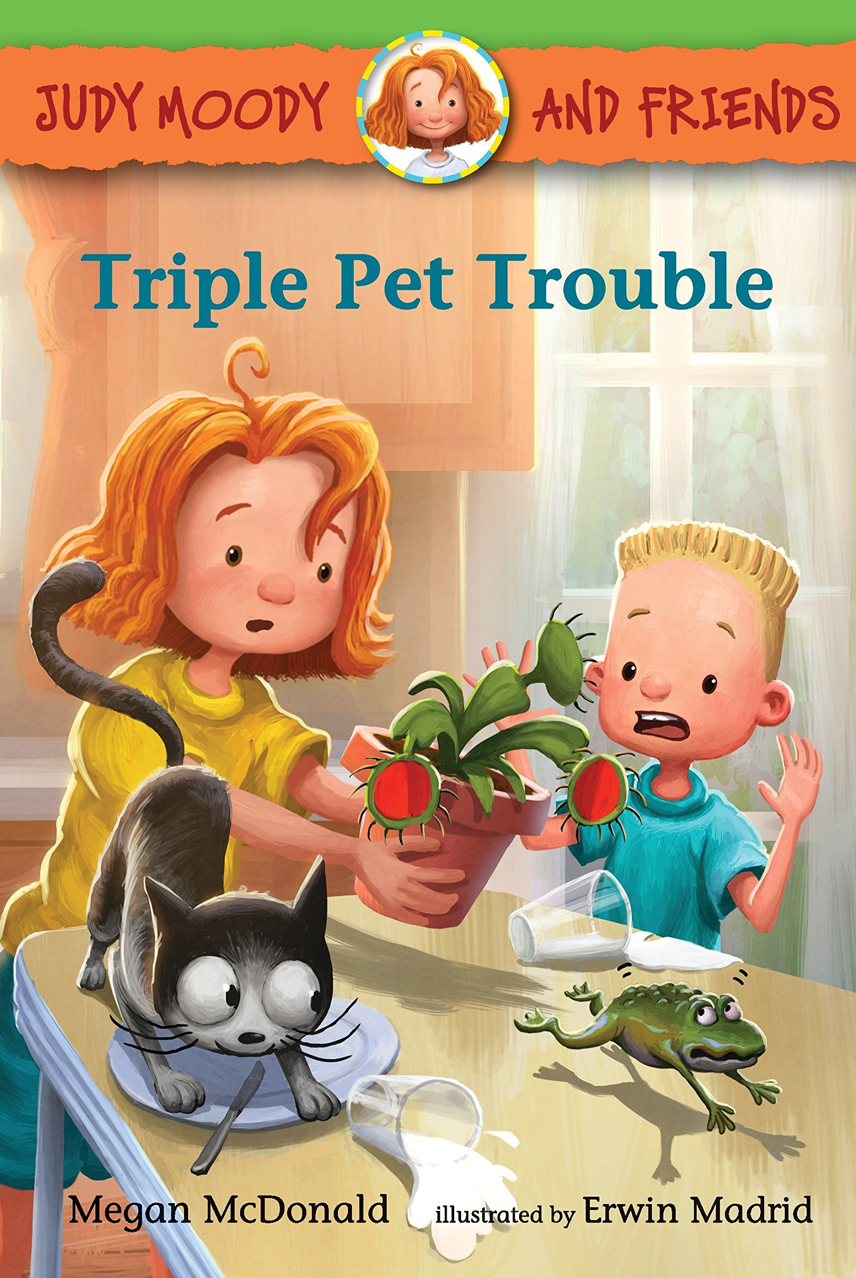 Download Judy Moody and Friends: Triple Pet Trouble pdf epub