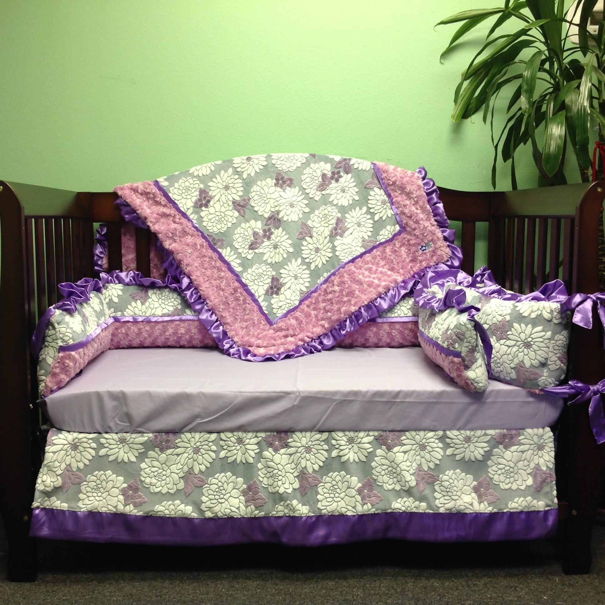 Bedding Set Regular Size ''Flowers''