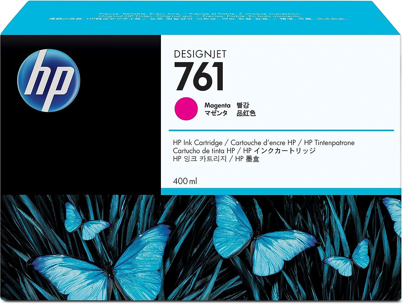 HP 761 (CM993A) Original Ink Cartridge - Single Pack