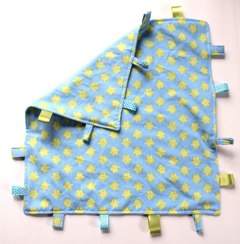 Turtle,Baby Comfy Blanket Mini Blanket,Baby Turtles on Soft Flannel